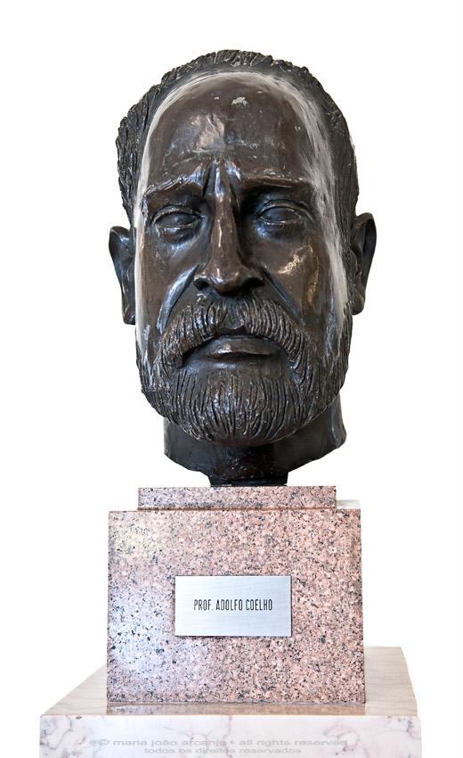 Professor Adolfo Coelho (1847-1919)