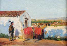 """""""VOLTA DO TRABALHO - ALCOBAÇA"""","""