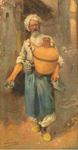 AGUADEIRO ÁRABE