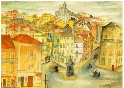 Trecho de Lisboa