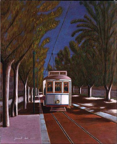 Lisboa - eléctrico