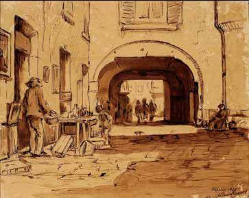 Rua de Nápoles