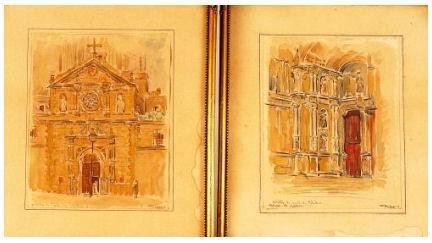 Detalhes de igrejas