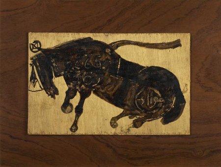 Sem título - Cavalo