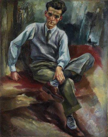 Retrato do filho do artista