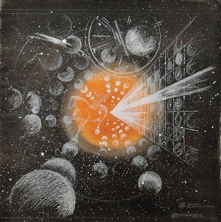 """""""Da ordem na cósmica matéria"""""""