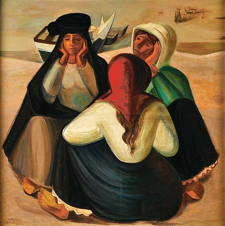 """Mulheres da Nazaré"""