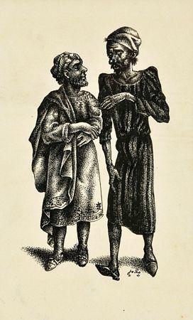 """""""Judas e Barrabás"""""""