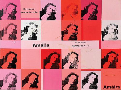 """""""Amália - Estranha forma de vida"""""""