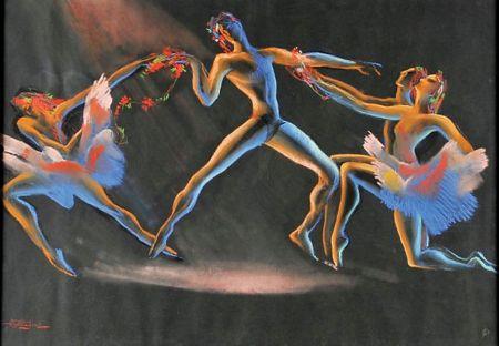 """""""Bailarinas"""""""