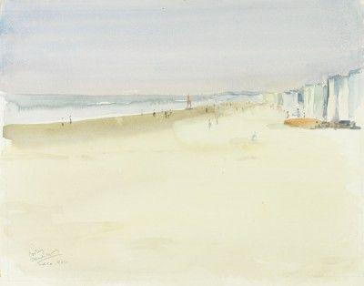 Vista de praia