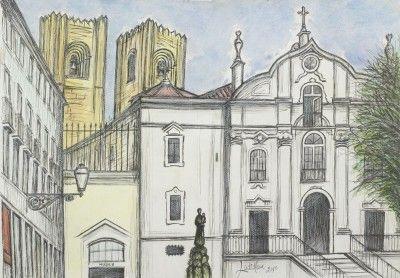 Igreja de Santo António - Série