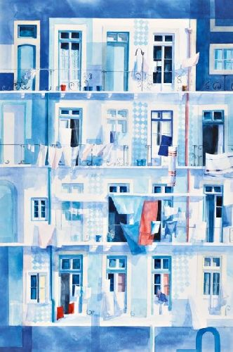 Lisboa - fachada