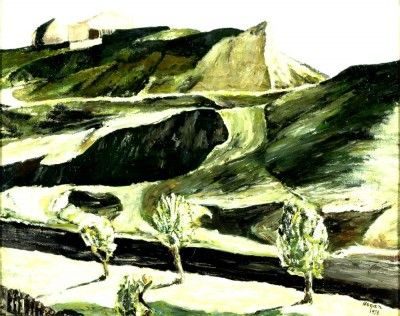 Sem título - Vista do Vale de Alcântara