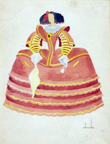 Variação sobre uma Infanta de Velasquez