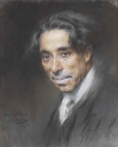 Retrato de Arq.º Tertúliano Marques
