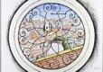 Sem título - Óculo com vista do Miradouro de Sta Luzia, Lisboa