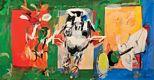 Quadros para uma exposição: o veado (de Tróia), D. Fuas e uma fumadora de ópio