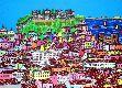 Naïf - Vista de Lisboa