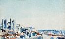 Vista de Lisboa - Sé
