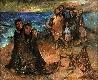 Sem título (Figuras femininas na praia)