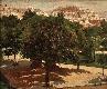 Aspectos de Lisboa (Jardim de São Pedro de Alcântara)
