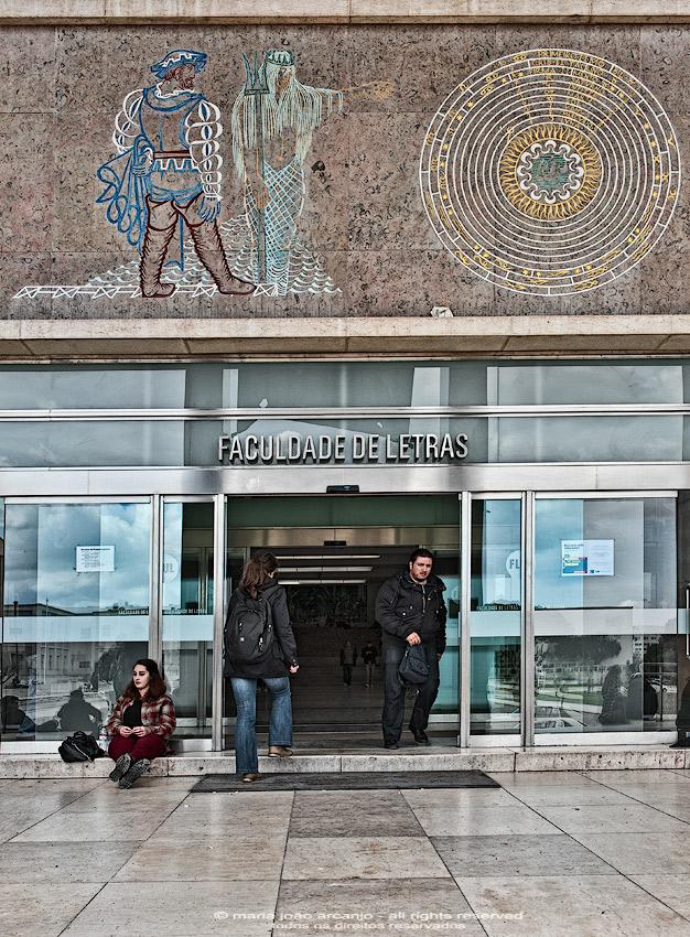 Figuras e alegorias do pensamento e da literatura universal e portuguesa / Figures and allegories of universal and portuguese thought and literature