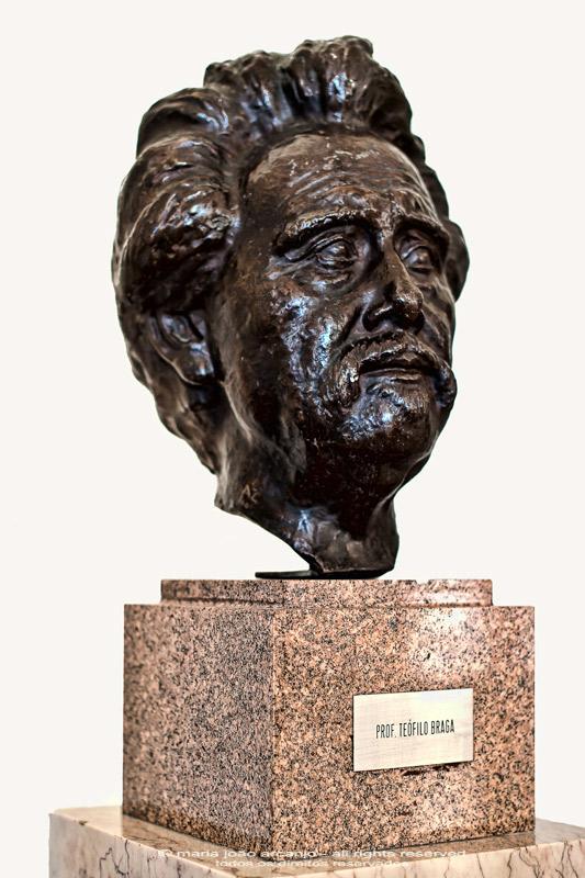 Professor Teófilo Braga (1843-1924)