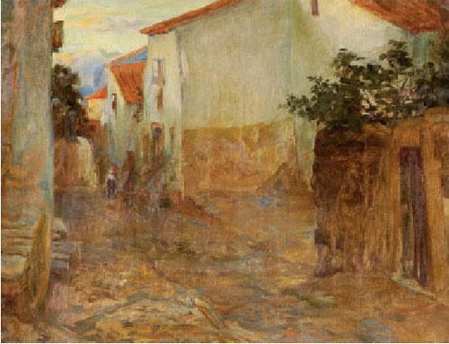 DEPOIS DA CHUVA - CASTELO DE VIDE