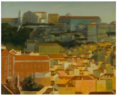 Vista de Lisboa - Graça