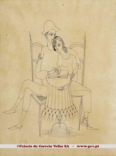Pierrot e Columbina