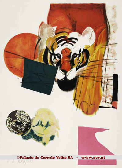 Sem título - Série: Tigres