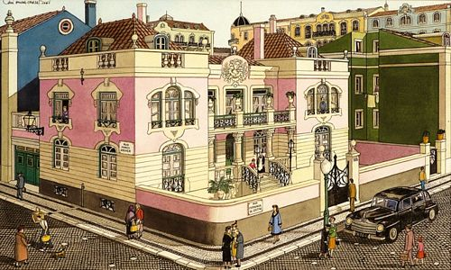 Lisboa - Anos Cinquenta