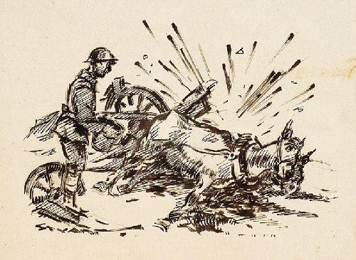 Cena da 1ª Guerra Mundial
