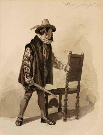 Fidalgo do séc. XVIII