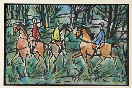 Sem título - Série Cavalos