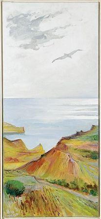 Paisagem - vista de mar