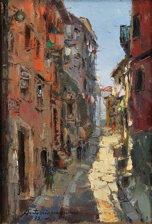 """""""Rua de Santana - Porto"""""""