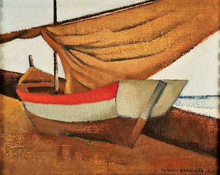 """Barco na praia"""