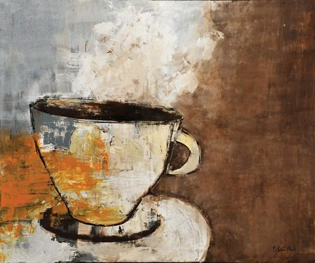 """A cup of coffee"""