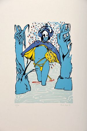 """The Blue Prince"""
