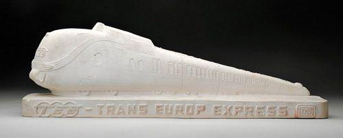 """""""Comboio"""" TRANS EUROP EXPRESS"""