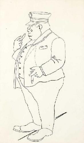 Sem título - Caricatura de El-rei D. Carlos de Bragança