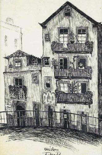 Casario em Lisboa