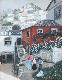 Vista de Sintra (?) com figuras