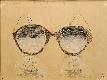 Os óculos do poeta Álvaro de Campos - Heterónimo de F. Pessoa